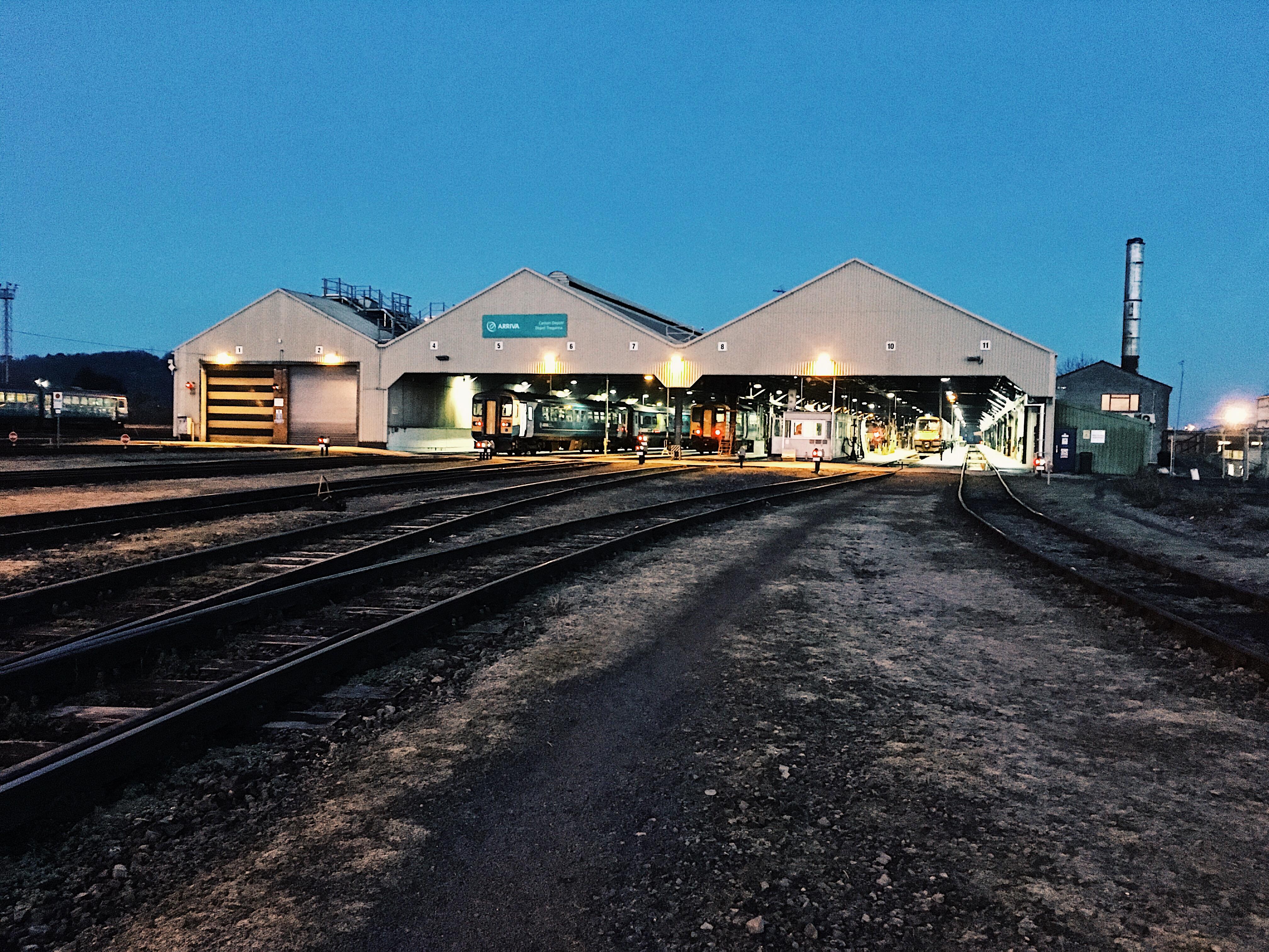 CIRAS - Communications improve at Canton Depot